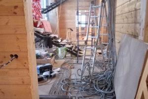 прокладка кабель-трасс