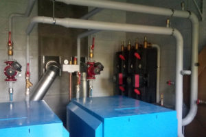 как выбрать систему отопления для коттеджа