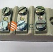Термостойкие клеммные колодки (с открытой, закрытой контактной группой)