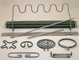 Нагреватели патронные, спиральные и ТЭНы