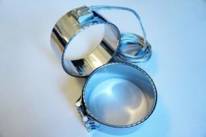 Кольцевой нагреватель герметический