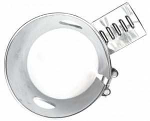 Кольцевой нареватель с двумя отверстиями