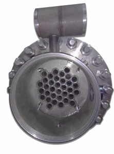 Проточный нагреватель мощностью 250 кВт. давление 160 бар