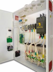 Шкафы управления нагревателем